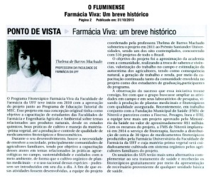 Farmácia Viva 31.10